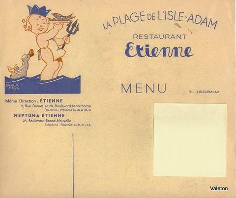 1944 - Beatrice Mallet marie son fils à l'Isle-Adam dans general art litterature actualites loisirs cid_4CBDAA9A-9B38-40AF-9218-F930A7FC100D